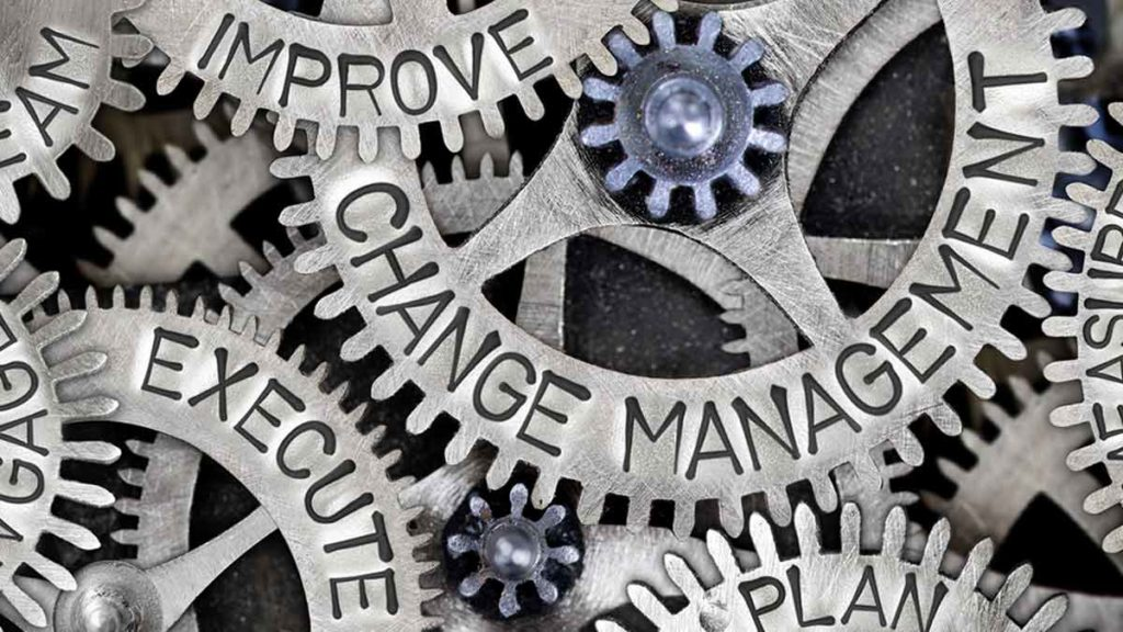 Change Management Projekt