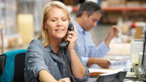 Telefon-Coaching