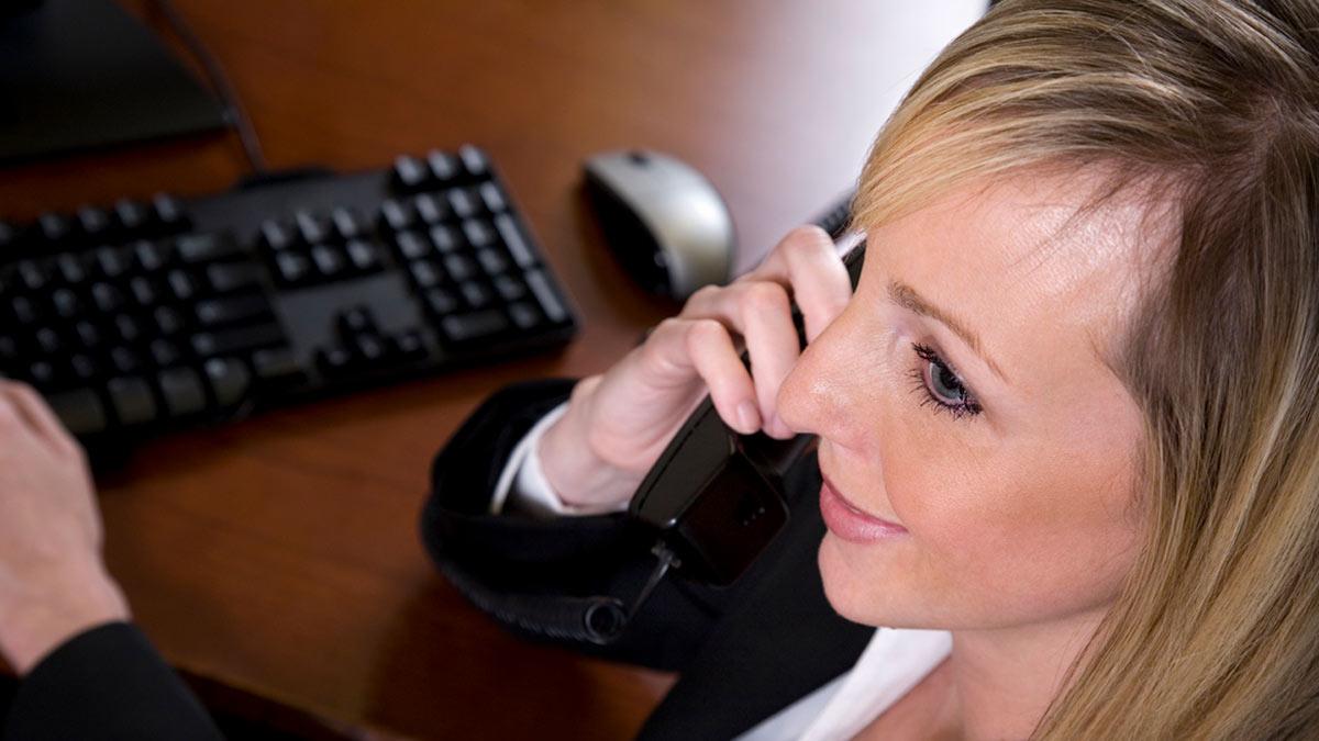 Telefontrainings